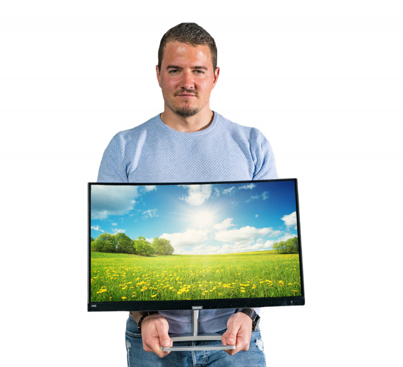23,6-Zoll-Curved-Monitor
